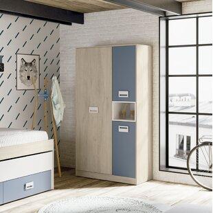 Bhavin 3 Door Wardrobe By Ebern Designs