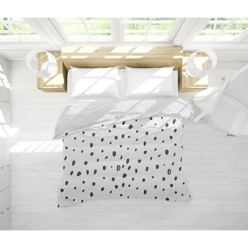 Ebern Designs Afreena Reversible Comforter Set Wayfair
