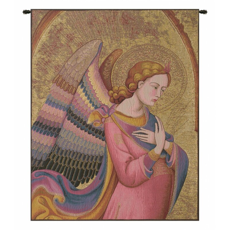 Charlotte Home Furnishings L Monaco Angel Wall Hanging Wayfair
