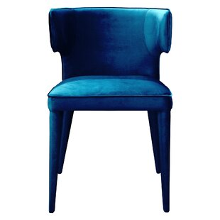 Kartik Upholstered Dining Chair by Everly Quinn