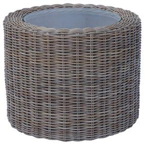 Kubu Large Round End Table