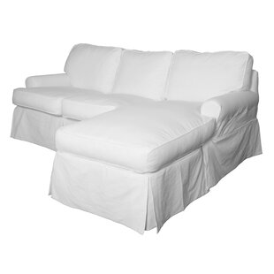 Beachcrest Home Coral Gables Reversible Sleeper Sectional