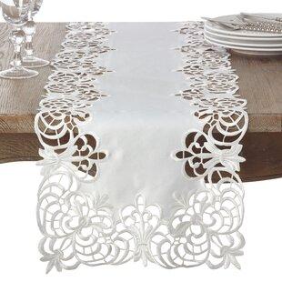 Arabella Cutwork Table Runner