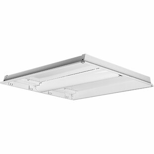 Hooley Linear 2-Light Flush Mount by Latitude Run