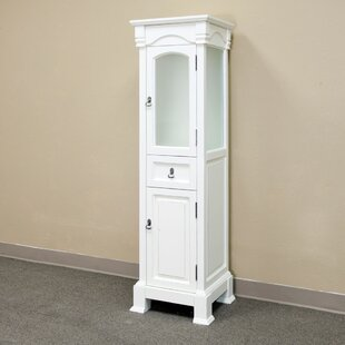 Kendall 18.1 W x 65 H Linen Tower by Bellaterra Home