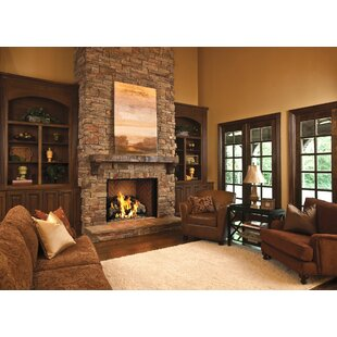 Mountain Birch Natural Gas/Propane Logs By Real Fyre