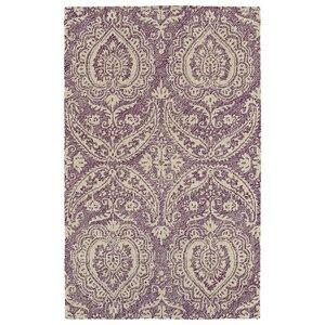 Crown Point Handmade Purple Indoor/Outdoor Area Rug