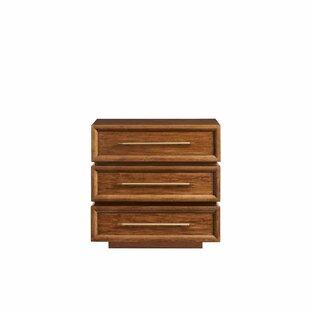 Panavista 3 Drawer Nightstand by Stanley Furniture New