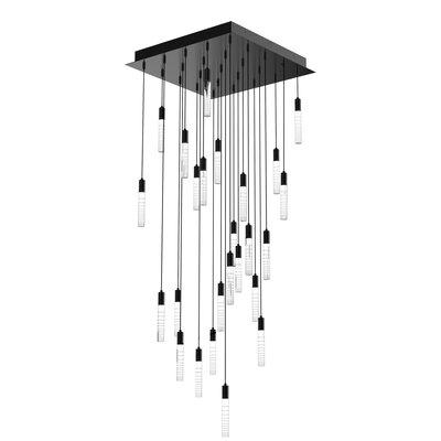 Seraph Cluster Pendant Blackjack Lighting