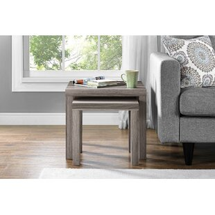 Zipcode Design Celie 2 Piece Nesting Tables