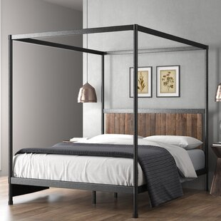 Wesley Canopy Bed