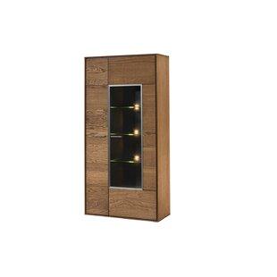 Brunelle Lighted China Cabinet by Brayden Studio