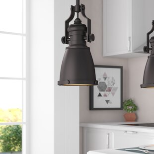 Trent Austin Design Westlake Village 1-Light Bell Pendant