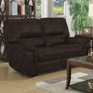 Red Barrel Studio Bumpy Reclining Loveseat