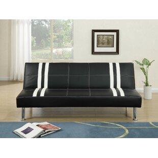 Latitude Run Okeefe Adjustable Convertible Sofa