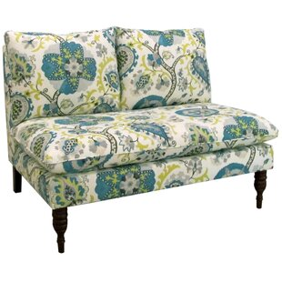 Ladbroke Settee Loveseat by Skyline Furniture