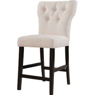 Charlton Home Derbyshire Bar Stool (Set o..