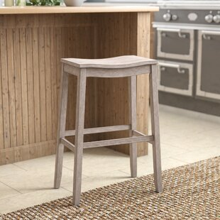 Hughesville Saddle Bar Stool by Laurel Fo..