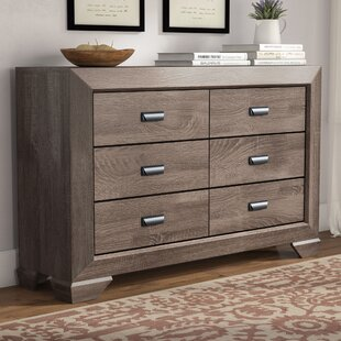 Westman 6 Drawer Double Dresser