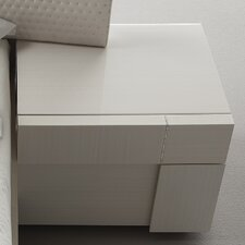 Domino 1 Drawer Nightstand by Rossetto USA