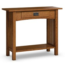 Mission Hills Sofa Table With Drawer by Caravel
