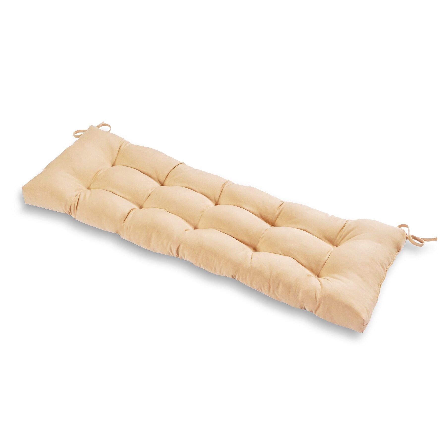 Sarver Indoor Outdoor Seat Cushion Reviews Birch Lane