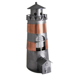 Lighthouse 1 Bottle Tabletop Wine Rack by H & K SCULPTURES