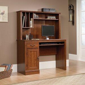 Hanlon Computer Desk with Hutch