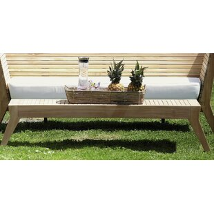 Review Whipple Teak Coffee Table