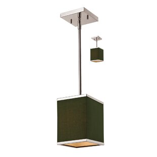 Golva 1-Light Square/Rectangle..