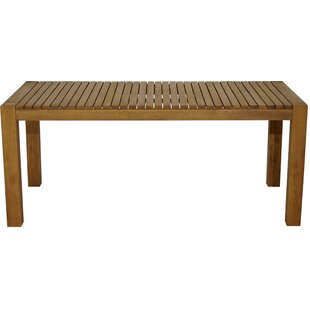 Gaikwad Teak Dining Table By Sol 72 Outdoor