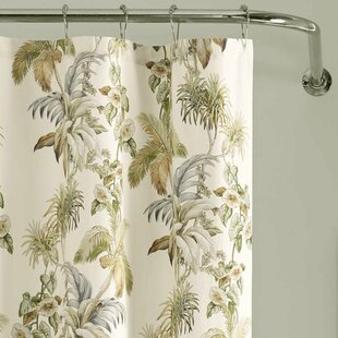 Nador Cotton Single Shower Curtain