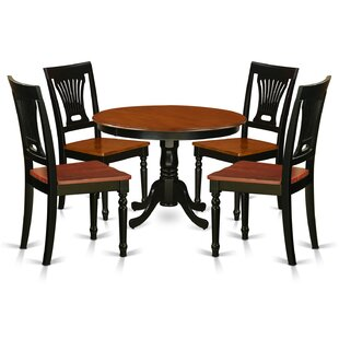 Artin 5 Piece Dining Set by Andover Mills Herry Up
