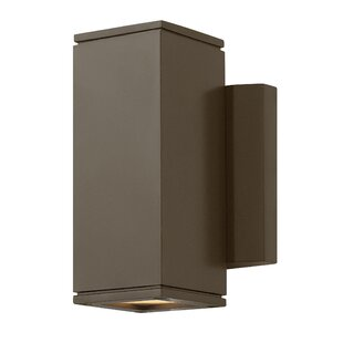 Hollon 8W Outdoor Wall Sconce
