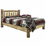Shelley Platform Bed by Loon Peak®