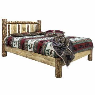 Shelley Platform Bed by Loon Peak