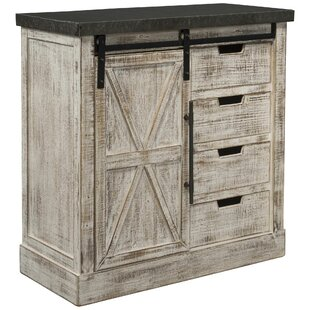 Sebbie 1 Door Accent Cabinet by Wrought Studio