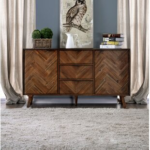 Altman 3-Drawer Credenza by Union Rustic