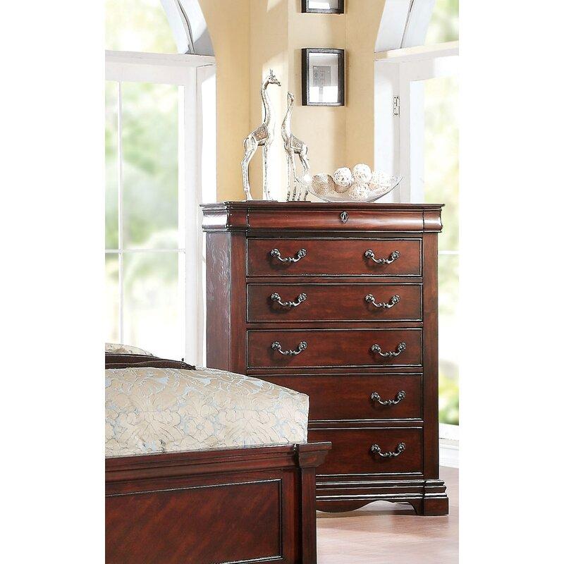 Canora Grey Henricks Standard Configurable Bedroom Set Wayfair