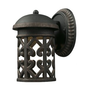 Vuelta 1-Light Outdoor Wall Lantern