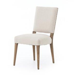 Sedbergh Upholstered Slat Back Side Chair
