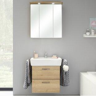 Pegram Block 3 Piece Wall Mounted Bathroom Storage Furniture Set By Brayden Studio