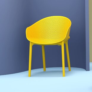 Curnutt Patio Dining Chair (Set of 2)