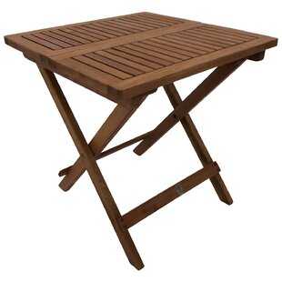 Stavern Folding Wooden Coffee Table By Sol 72 Outdoor