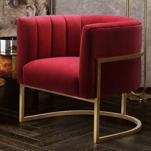 Kershner Barrel Chair by Mercer41