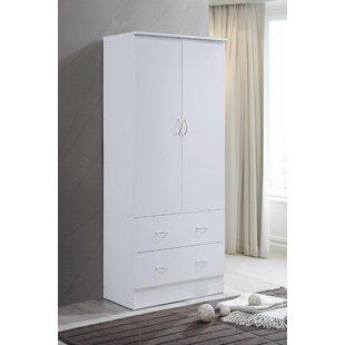 White Armoires U0026 Wardrobes