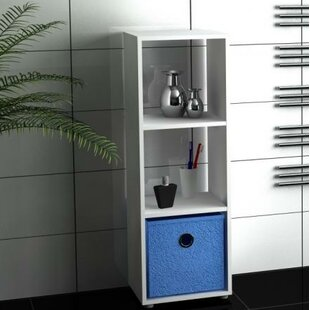 Weiss 93 X 31cm Free Standing Bathroom Cabinet By 17 Stories