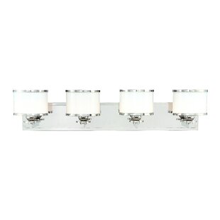 Latitude Run Belhaven 4-Light Vanity Light
