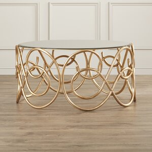 Periwinkle Coffee Table by..