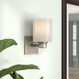 Buying Craig 1-Light Wall Light By Zipcode Design